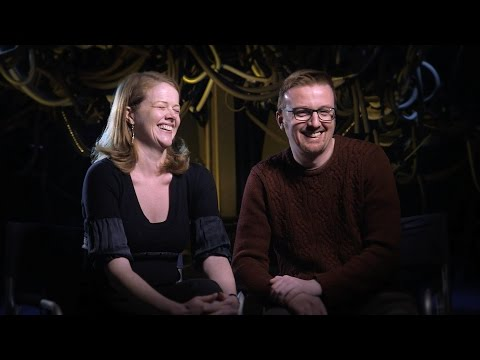 Ask the Experts: What is the most fun part of your job? - Doctor Who: Series 9 - BBC