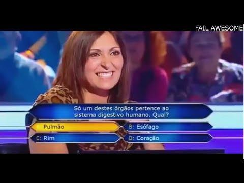 Fails da tv Portuguesa || Fail Awesome #1