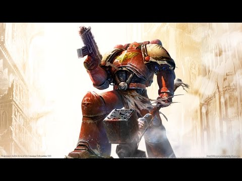 """Космический десант """"Кровавые вороны"""".Игровой фантастический фильм """"Warhammer 40,000:Dawn of War II"""""""