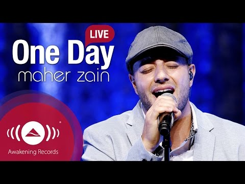 Maher Zain - One Day | UNHCR's Nansen Refugee Award Ceremony