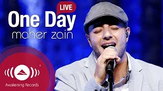 Maher Zain - One Day | UNHCR's Nansen Refugee Award Ceremony