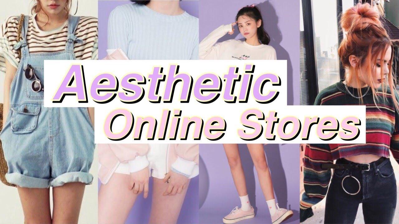 8 AESTHETIC ONLINE STORES // Tumblr 3