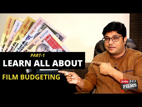 Learn  film budgeting  Part #1~ फिल्म बजट बनाना सीखे |  | Filmy Funday #94| Joinfilms
