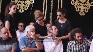 فيديو| أسرة طارق سليم تقيم سرادق عزاء فى أكتوبر