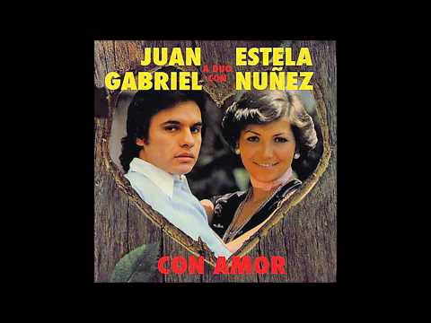 Extraño Tus ojos - Juan Gabriel a Duo Con Estela Nuñez