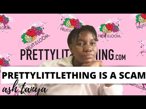 PRETTYLITTLETHING Scam? Or Fruit Of The Loom Collab?