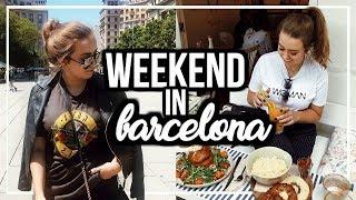 3 DAYS IN BARCELONA, SPAIN   Travel Diary
