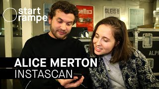 Alice Merton über extravagante Outfits und die erste Amerika-Tour (InstaScan - Interview)