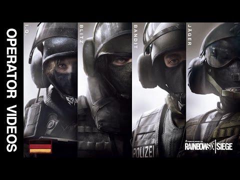 Rainbow Six Siege - All