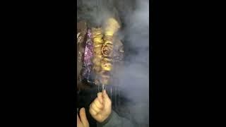 Как пожарить шашлык 31 декабря если на улице мороз