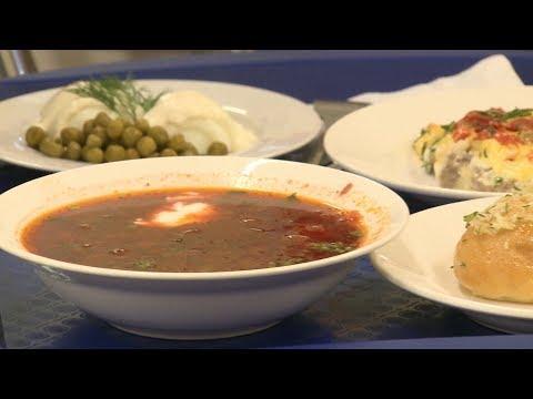 Дни славянской  кухни прошли в рабочих столовых