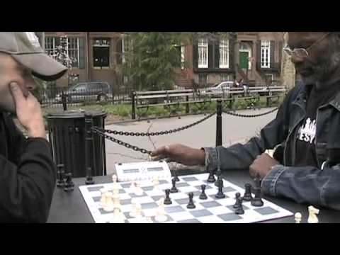 Chess Game Against a Master