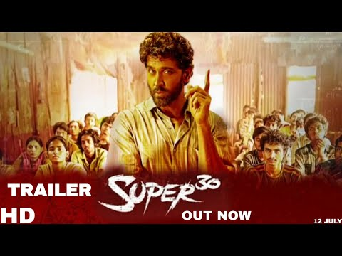 Super 30 Trailer OUT NOW | Hritik Roshan, Vicky Bahl, SUPER 30 Trailer | 12 july