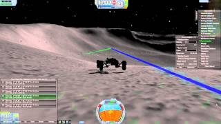 KSP Rover fun with MJ