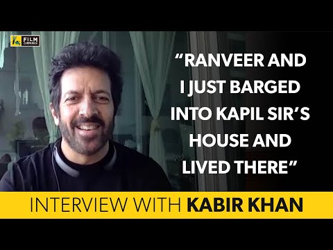 Kabir Khan Interview With Anupama Chopra | 83 | Ranveer Singh | Film Companion