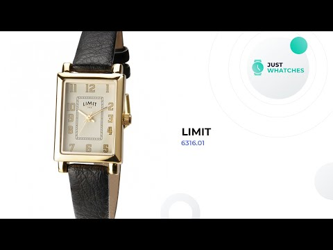 Limit 6316.01 Ladies' Watches Features, Prices, Full Specs