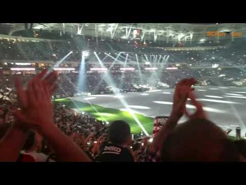 Vodafone Arena Şampiyonluk Kutlamaları 112 Sene Yan Yana Birol Can