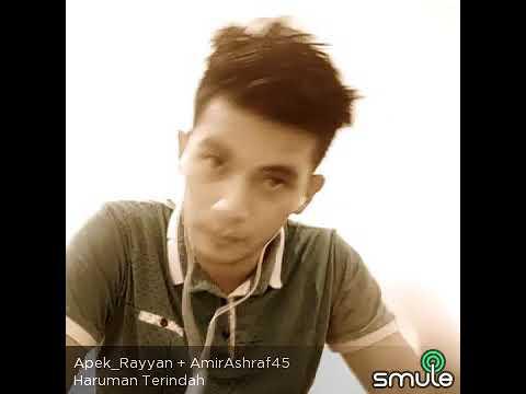 Amir Ashraf~Haruman terindah Lokman naufal (COVER)