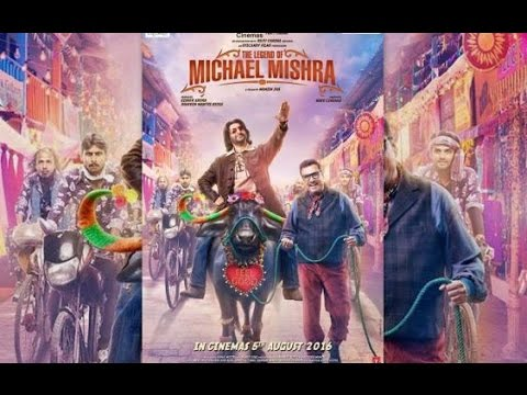 The Legend Of Michael Mishra 2016 Hindi Movie DVDScr