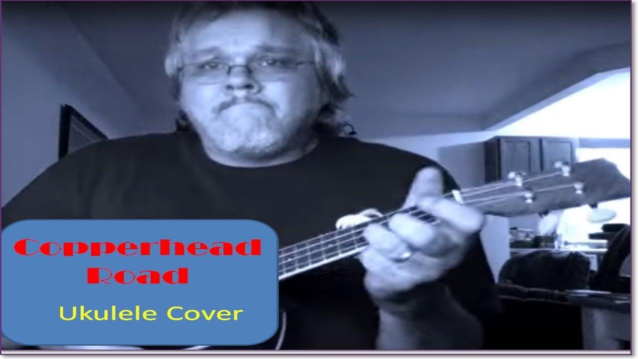 Copperhead Road Cover Ukulele Youtube
