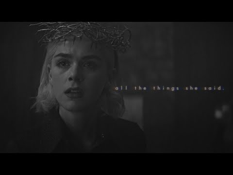 sabrina & kai | all the things she said.