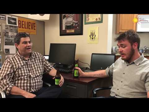 Beer with Bill Ep. 15  Bill duces a new TIA intern