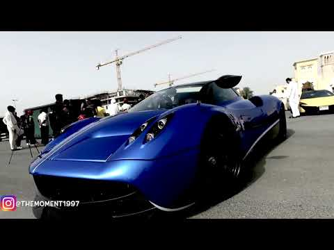 The Most expensive and Customized Sports Cars Event! IN Middle East ( RIch kids Of Dubai UAE)