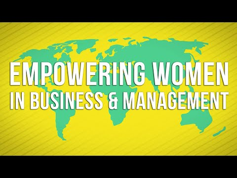 Empowering Women in Business & Management (long version)