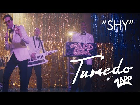 Tuxedo with Zapp - Shy [Official Video]