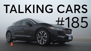 2019 Jaguar I-PACE; CES Auto Innovations | Talking Cars with Consumer Reports #185