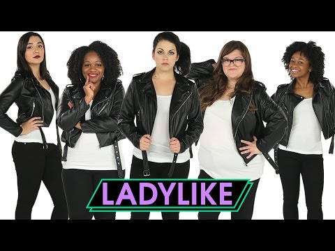 What The Same Outfit Looks Like On Different Body Types • Ladylike