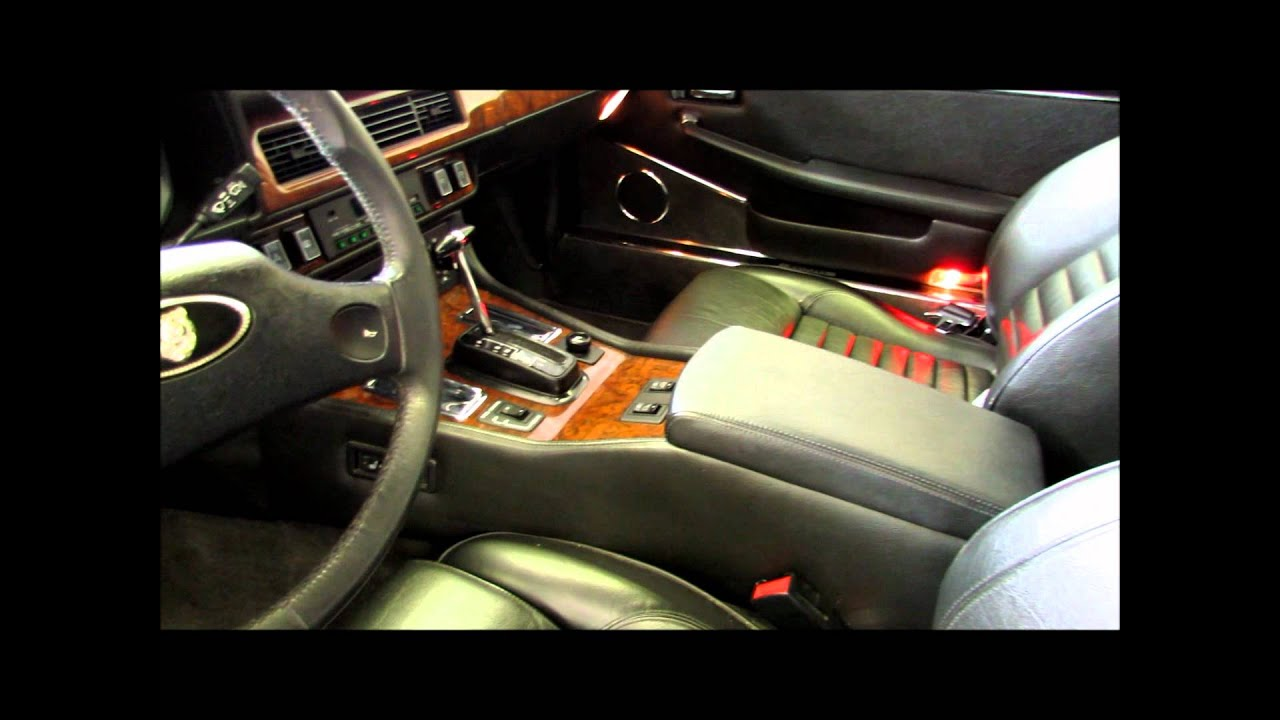 1989 jaguar xjs v12 youtube. Black Bedroom Furniture Sets. Home Design Ideas