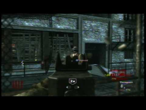 Call of Duty 5 World at War Nazi Zombies - Map Pack 3 - Der Riese ...
