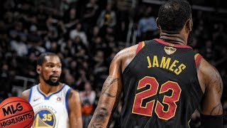 Cleveland Cavaliers vs Golden State Warriors 1st Half Highlights / Game 4 / 2018 NBA Finals