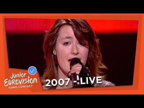 Trust - Anders - Belgium - 2007 Junior Eurovision Song Contest