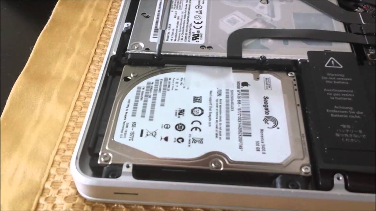 harddisk til macbook pro 13