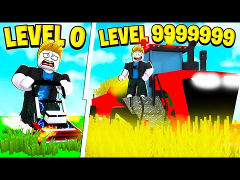 Download CHOP BOUGHT MOST ADVANCED LAWNMOWER IN ROBLOX