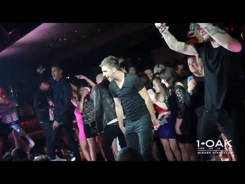 iHeart Radio Official After-Party - Robin Thicke and The Wanted this Weekend at 1 OAK