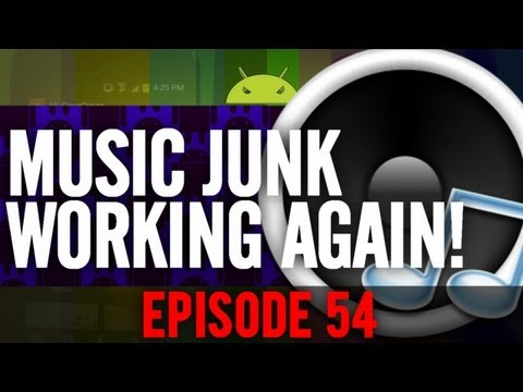 EP: 54 - TUTORIAL: How to make Music Junk work again! Best Android Music Downloader!