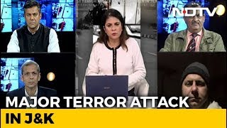Biggest Terror Attack On Security Personnel In Kashmir