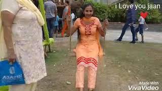 Chandni Raat Mein Jhule Tum Jhula