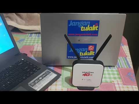 Tutorial Top Up Voucher di Andromax Mifi || Cara isi ulang voucher di modem wifi smartfren.
