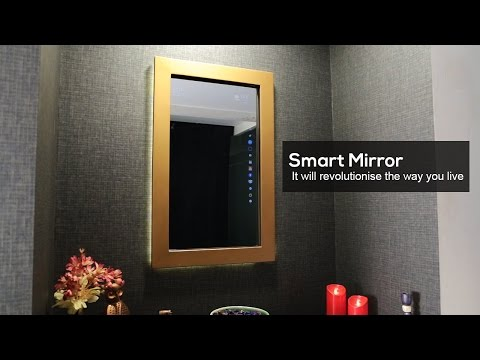 Nuovo Smart Touchscreen Mirror - Updated Version