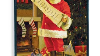 SANTA 'S   LIST . ARE  THEY