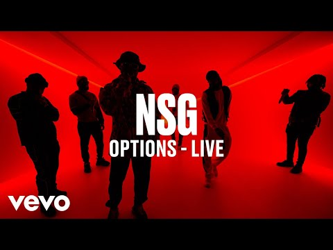 NSG - Options (Live) | Vevo DSCVR