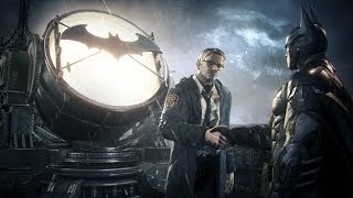 Batman Arkham Knight Gameplay Part 1 (XboxOne/PS4)