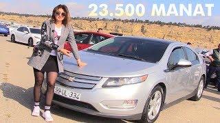 """Maşın Bazarı - 2 manata 100km Yol Gedən """"Chevrolet Volt"""""""