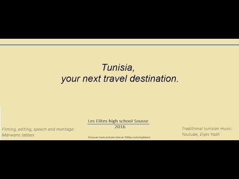 Tunisia, your next travel destination