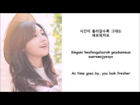 Home - Eunji (of Apink) Lyrics [HAN+ROM+ENG]