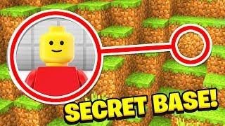 Minecraft : WE FOUND THE LEGO SECRET BASE! (Ps3/Xbox360/PS4/XboxOne/PE/MCPE)